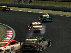 TOCA Race Driver 2 : The Ultimate Racing Simulator - PSP