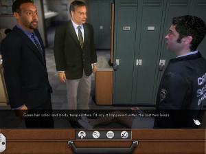 New York Police Judiciaire : Jeu, Set et Meurtre - PC