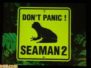 Seaman 2 - PS2