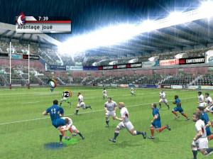 Rugby Challenge 2006 - PS2