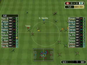 Pro Evolution Soccer Management - PS2