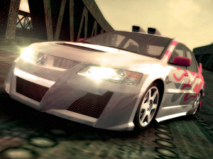 Need For Speed : Most Wanted (2005) - PSP