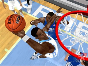 College Hoops 2K6 - Xbox