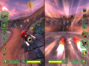 Crazy Frog Racer - PS2