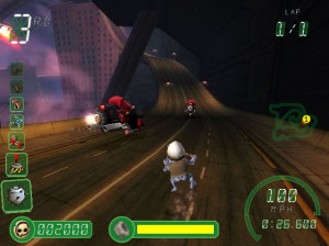 Crazy Frog Racer - PC