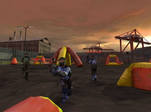 Splat Magazine Renegade Paintball - Xbox