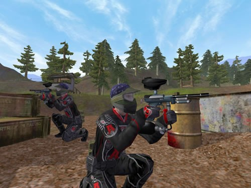 Splat Magazine Renegade Paintball - Xbox