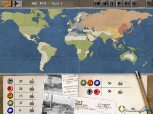 Gary Grigsby's World at War - PC