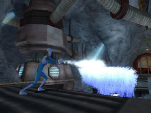 Les Indestructibles 2 : Terrible Attaque du Démolisseur - Gamecube