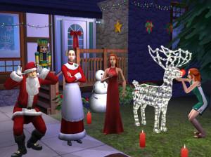 Les Sims 2 : Edition de Noël - PC