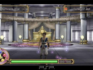 Kingdom Of Paradise - PSP