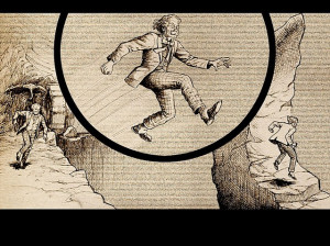 Voyage au Coeur de la Lune - Jules Verne - PC
