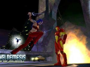 Marvel Nemesis : L'Avènement des Imparfaits - PSP