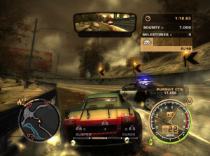 Need For Speed : Most Wanted (2005) - GBA