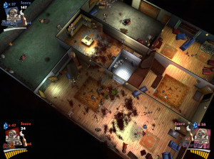 Monster Madness : Battle For Suburbia - Xbox 360