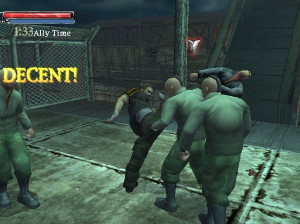 Final Fight : Streetwise - PS2