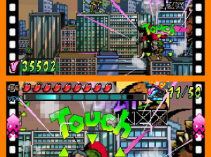 Viewtiful Joe : Double Trouble - DS