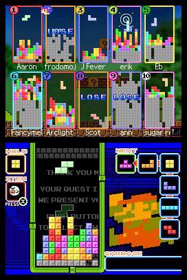 Tetris DS - DS