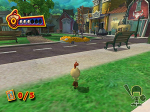 Chicken Little - Gamecube