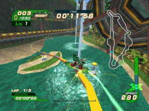 Sonic Riders - Gamecube