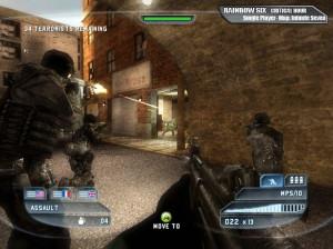 Tom Clancy's Rainbow Six : Critical Hour - PS2