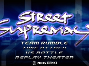 Street Supremacy - PSP
