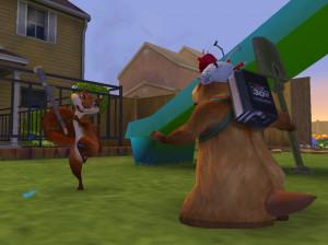 Nos voisins les Hommes - PS2
