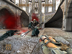 Painkiller : Hell Wars - Xbox