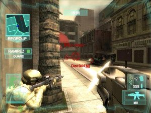 Tom Clancy's Ghost Recon Advanced Warfighter - PS2