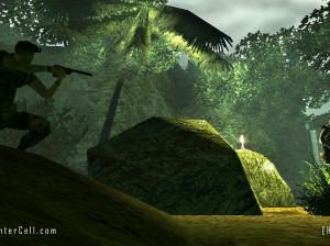 Splinter Cell Essentials - PSP