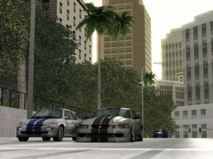 Ford Street Racing - PS2