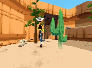 Lucky Luke : La fièvre de l'ouest - PlayStation