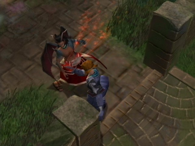 Arc the Lad: Twilight of the Spirits - PS2
