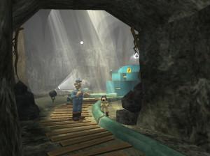 Wallace et Gromit : le Mystère du Lapin-Garou - Xbox