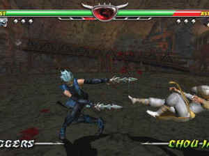 Mortal Kombat : Unchained - PSP