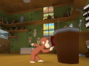 Curious George - PS2