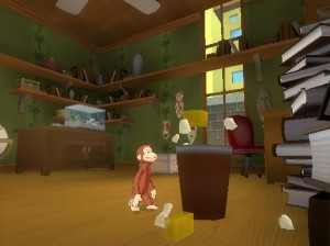 Curious George - Xbox