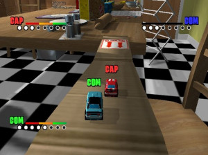 Micro Machines V4 - PS2