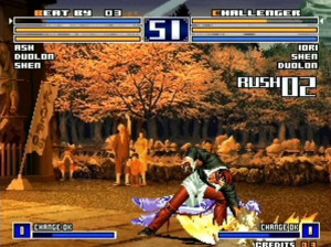 The King of Fighters 2003 - Xbox
