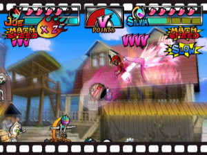 Viewtiful Joe : Red Hot Rumble - Gamecube