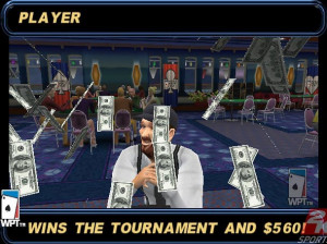 World Poker Tour - PS2