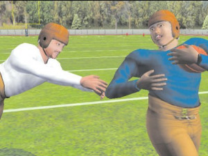 NCAA Football 2004 - PS2