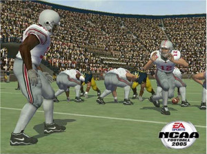 NCAA Football 2005 - Gamecube