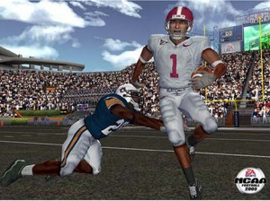 NCAA Football 2005 - Gamecube