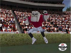 NCAA Football 2005 - PS2