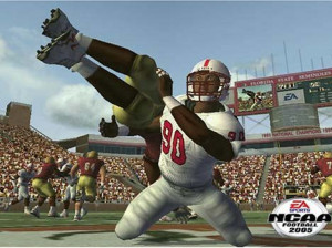 NCAA Football 2005 - PS2
