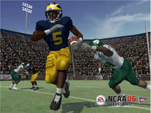 NCAA Football 2006 - PS2