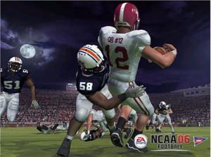 NCAA Football 2006 - PS2