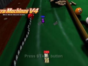 Micro Machines V4 - PSP