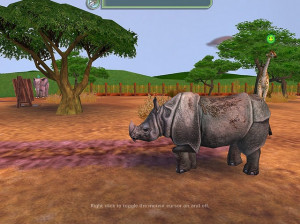Zoo Tycoon 2 : Endangered Species - PC